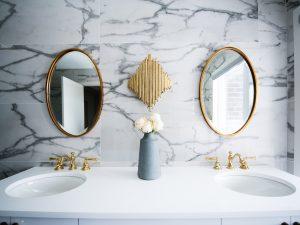 Nautical Bathroom Mirrors