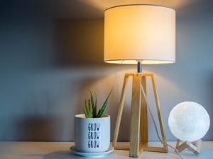 Coastal Bedside Lamps