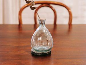Bubble Vases & Glass Bottles