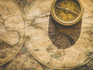 Nautical Compass Accents & Star Accessories