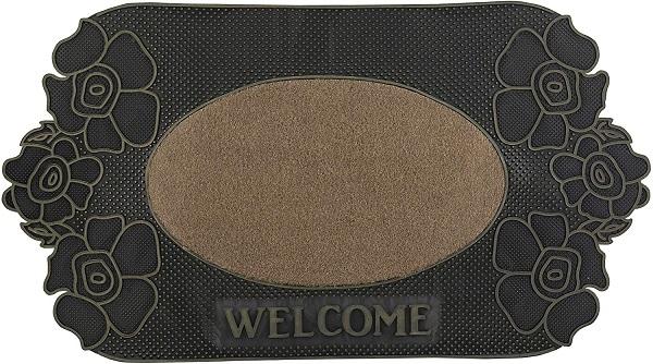 Superio Non-Slip Welcome Doormat for Entry